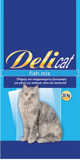 DELICAT Fish Mix