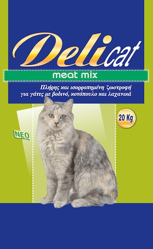 DELICAT Meat Mix