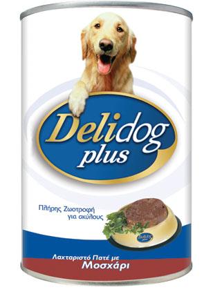 DELIDOG PLUS Beef