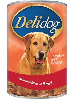 DELIDOG Beef