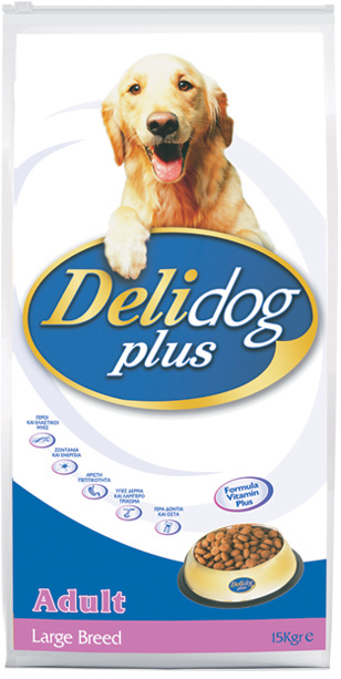 DELIDOG PLUS Adult Large Breed