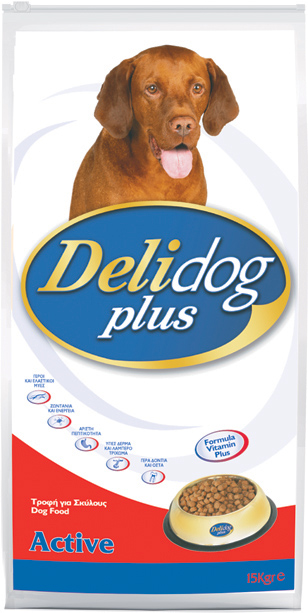 DELIDOG PLUS Active