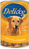 DELIDOG Chicken - PROVET