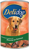 DELIDOG MIX Beef & Vegetables - PROVET