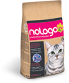 NOLOGO BIO Adult Cat Fish & Rice - EFFEFFE PETFOOD