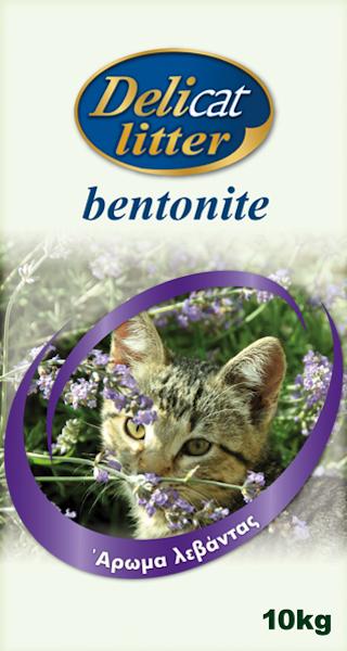 DELICAT LITTER Bentonite  Lavender