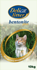 DELICAT LITTER Bentonite Plus - PROVET