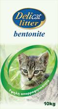 DELICAT LITTER Bentonite - PROVET
