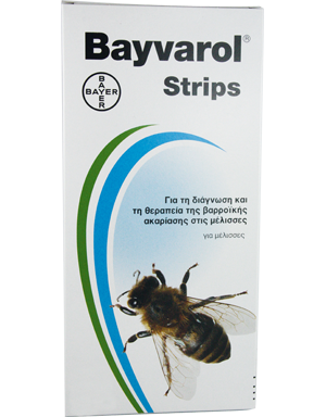 BAYVAROL strip 500