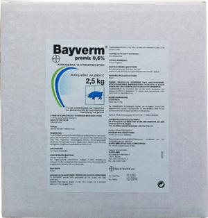BAYVERM premix 0,6%