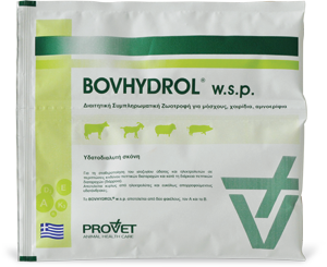 BOVHYDROL powder for oral sol.