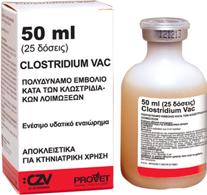CLOSTRIDIUM VAC