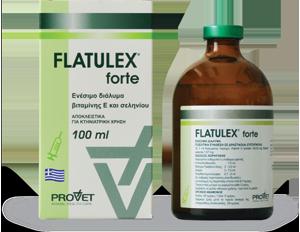 FLATULEX FORTE inj. sol.