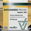 RAFOXANIDE/ PROVET tabs 300 mg