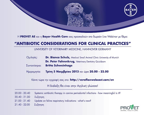 Antibiotic Considerations for Clinical Practices